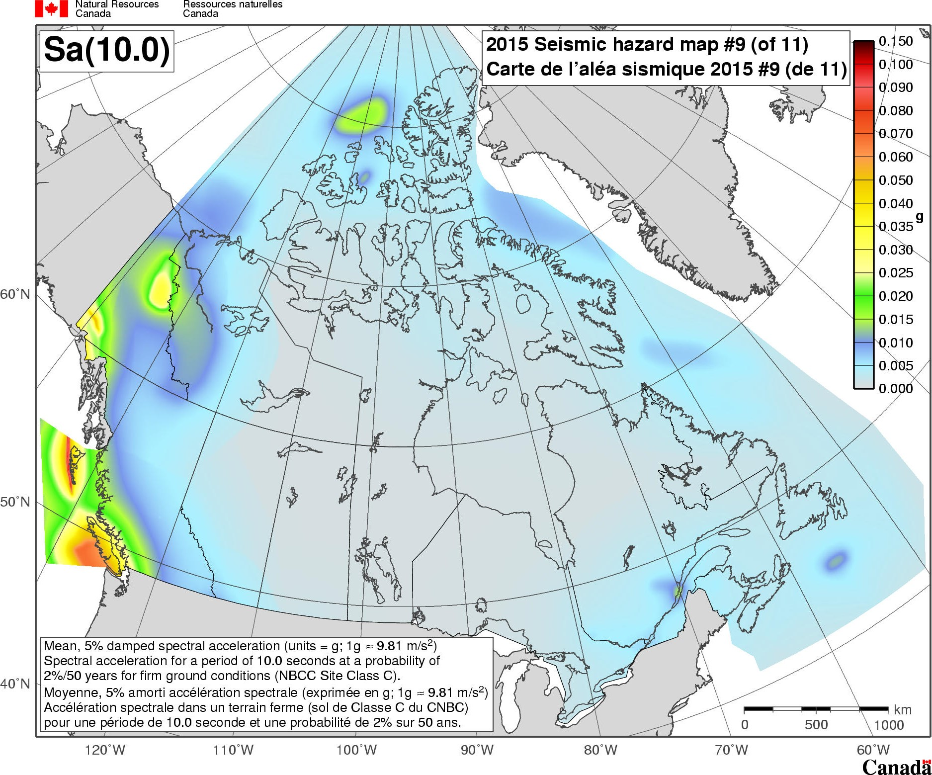 2015 National Building Code of Canada seismic hazard maps on seismic activity map, costa rica time zones map, seismic analysis, seismic map colors, clay map, national seismic map, paleogeographic map, mitigation of seismic motion, seismic risk map, plate tectonics map, seismic loading, seismograph map, ibc seismic map, contour lines on a map, seismic risk,