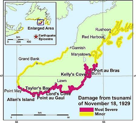 1929 Grand Banks earthquake