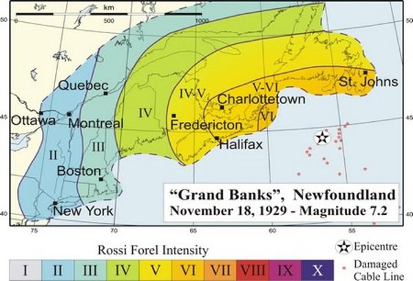 The 1929 Magnitude 7 2